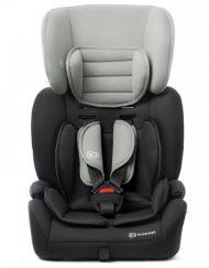 KinderKraft Столче за кола Concept, Група 2/3 Черно/Сиво