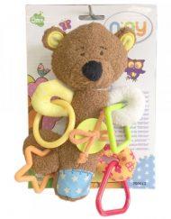 Niny Писукаща играчка за бебе Мечето Матахи