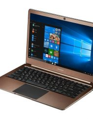 Prestigio SmartBook 141 C2 /14.1''/ Intel N3350 (2.4G)/ 3GB RAM/ 32GB SSD/ int. VC/ Win10/ Brown (PSB141C02ZFH_DB_CZ)