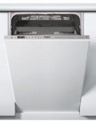 Съдомиялна за вграждане, Whirlpool WSIC3M17, Енергиен клас: А+, капацитет 10 комплекта
