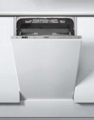 Съдомиялна за вграждане, Whirlpool WSIC3M27C, Енергиен клас: А++, капацитет 10 комплекта