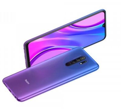 Smartphone, Xiaomi Redmi 9, DualSIM, 6.53'', Arm Octa (2.0G), 4GB RAM, 64GB Storage, Android, Sunset Purple (MZB9703EU)