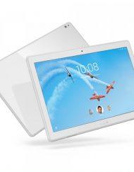 Tablet, Lenovo Tab P10 /10.1''/ Octa core (1.8G)/ 4GB RAM/ 64GB Storage/ Android 8.1/ Sparkling White (ZA450068BG)