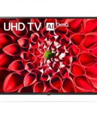 TV LED, LG 55'', 55UN71003LB, Smart, HDR10 PRO 4K/2K, AirPlay, Bluetooth, WiFi, UHD 4K