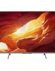 TV LED, Sony 49'', KD-49XH8577, Smart, XR 1000Hz, WiFi, Voice Remote, UHD 4K (KD49XH8577SAEP)