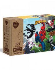 CLEMENTONI 104ч. Play For Future Пъзел Spiderman 27151