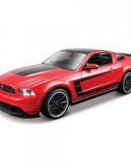 MAISTO ASSEMBLY LINE Кола за сглобяване SPAL Ford Mustang Boss 302 1:24 39269