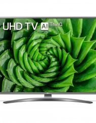 TV LED, LG 55'', 55UN81003LB, Smart webOS, HDR10 PRO 4K/2K, AirPlay 2, WiFi, UHD 4K