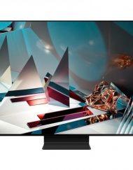 TV LED, SAMSUNG 75'', 75Q800, Smart, 4500PQI, HDR 10+, Quantum 8K Processor, WiFi, UHD 8К (QE75Q800TATXXH)